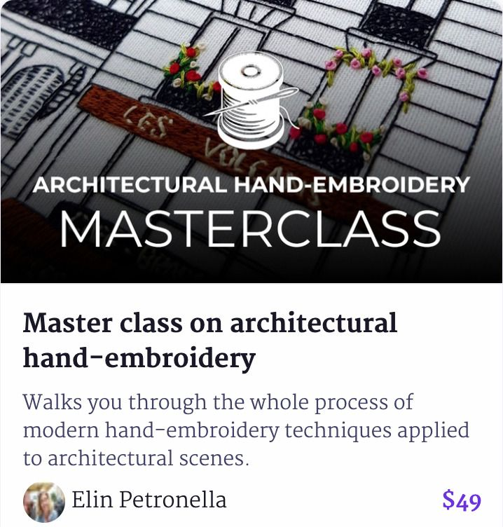 Architectural-Hand-Embroidery-Masterclass