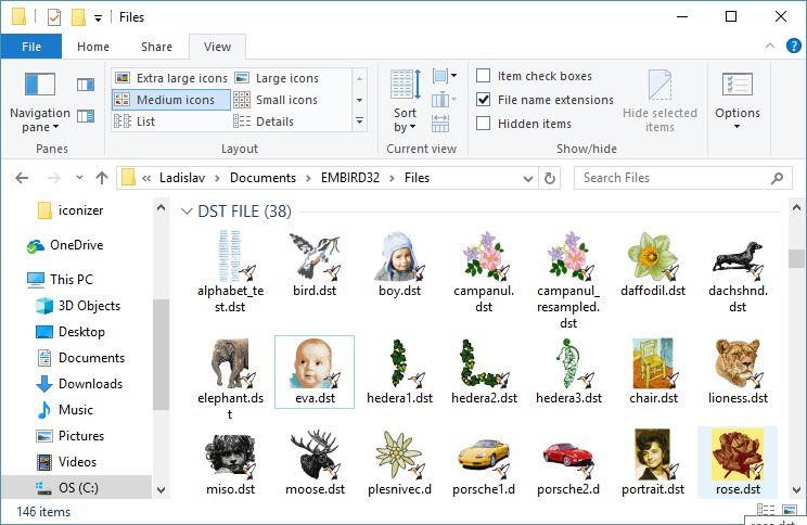 Embird-Iconizer