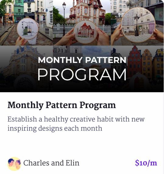 Monthly-Embroidery-Pattern-Program