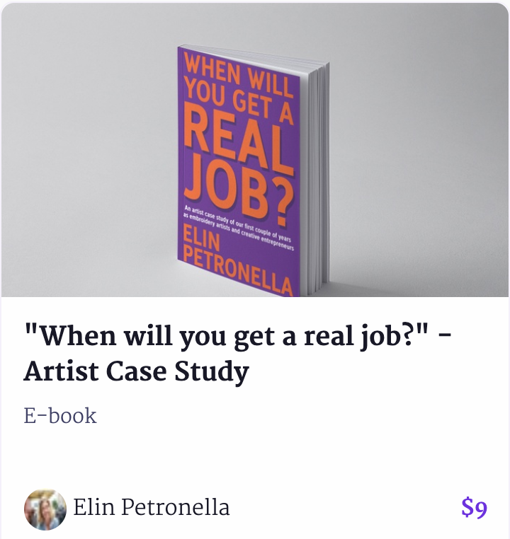 When Will You Get A Real Job