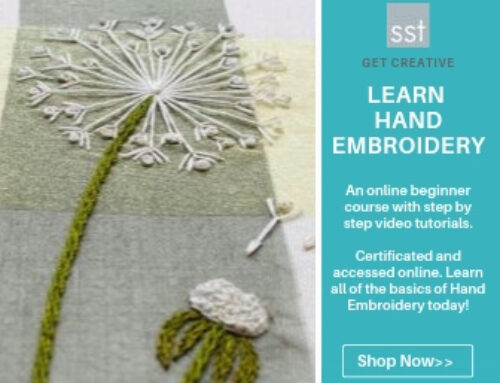 Learn Hand Embroidery – An Introductory Course