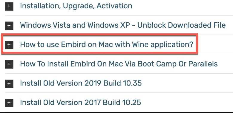 How To Use Embird On Mac Via Wine 1