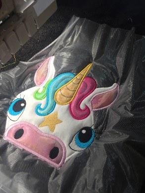 Unicorn Towel Design