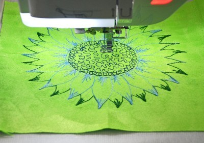 Wallet Embroidery