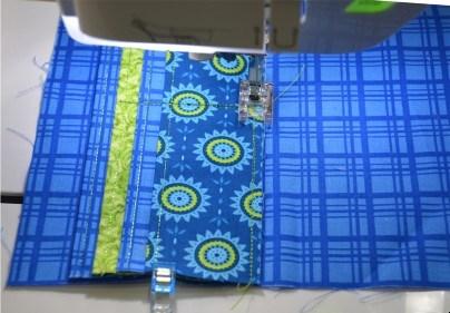 Wallet Inside Fabric