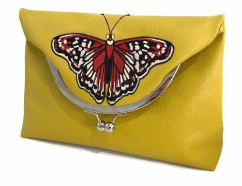 Faux Leather Crossbody Bag – Clara Bag Videocast