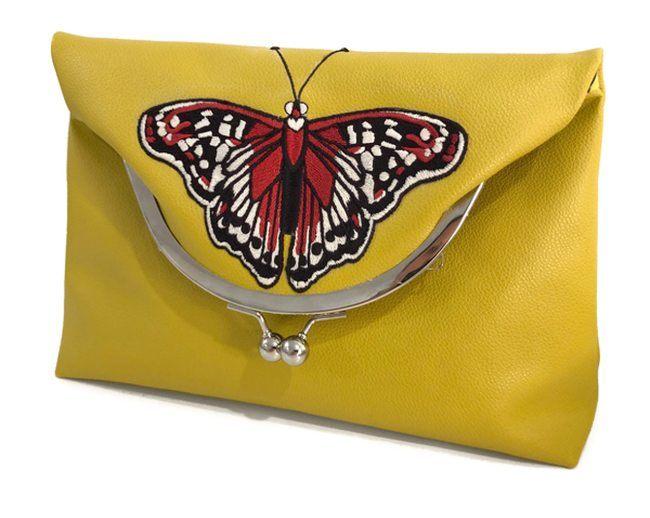 Clara Bag Webinar Kit - Mustard/Nickel